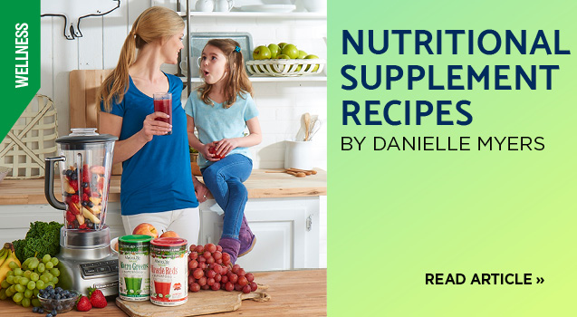 Nutritional Supplement Recipes