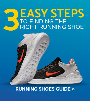 Find the right running shoe