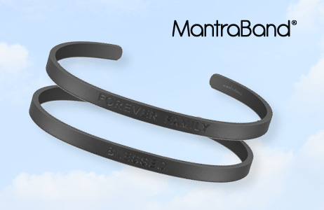 20% Off Mantraband Jewelry