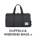 Duffels & Weekend Bags