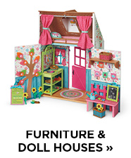 American Girl Furniture and Doll Houses
