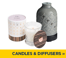 Shop Candles and Diffusers