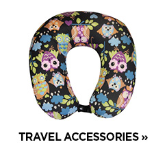 Shop Travel Accessories