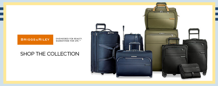 Briggs and Riley Luggage Collection