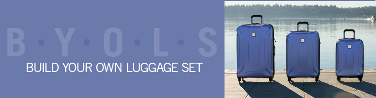 Build Your Own Luggage Set