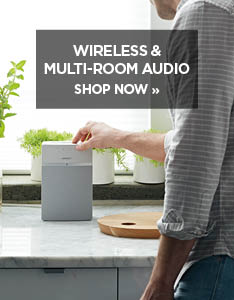 Bose Wireless and Multi Room