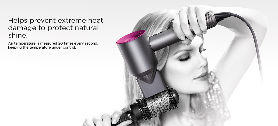 Prevent extreme heat on your hair