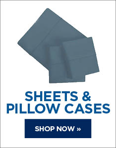 Harbor Home Sheets & Pillow Cases