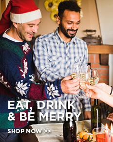 Gifts for Eating, Drinking and Being Merry