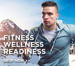 Gifts for Fitness, Wellness, and Readiness