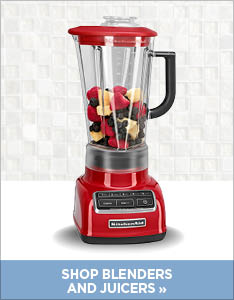 KitchenAid Juicers & Blenders