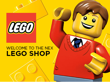 Welcome to the Lego Shop!