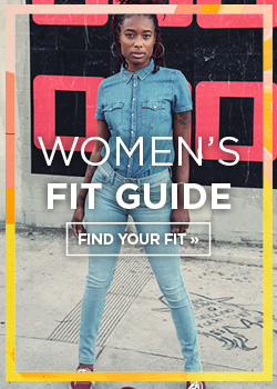 Women's Levi's, find your fit