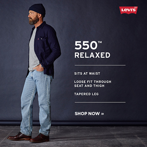 Men's Levi's 550 Relaxed
