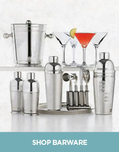 Martha Stewart Barware