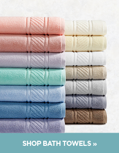 Martha Stewart Bath Towels