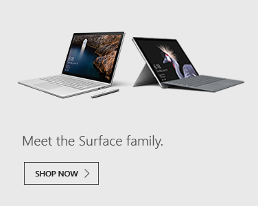 Meet the Microsoft Surface family