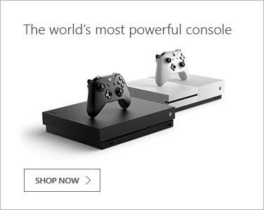 Microsoft Xbox the world's most powerful console