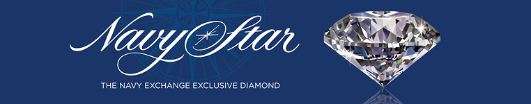 Navy Star, the Navy Exchange exclusive diamond