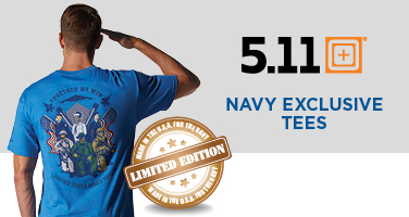 5.11 Navy Exclusive Tees