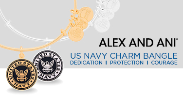 Alex and Ani new Navy Charms