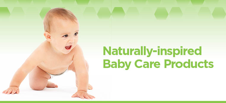 Natural Baby Care Products