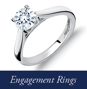 Shop Navy Star engagement rings