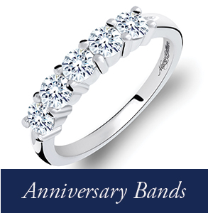 Shop Navy Star anniversary bands