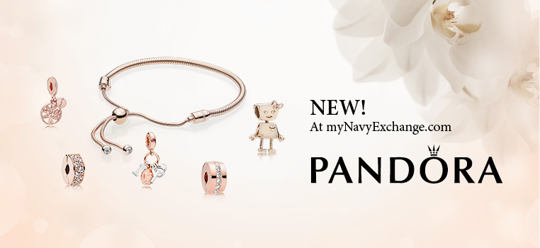 Pandora Jewelry Now Available Online