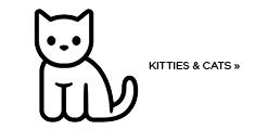 Shop all Kitties and Cats