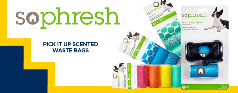 Pick it Up Scented Waste Bags