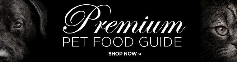 Premium Pet Food Guide
