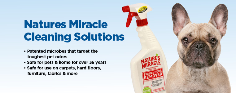 Natures Miracle Cleaning Solutions