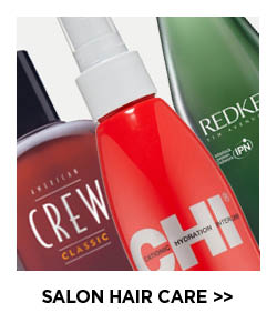Salon hair care