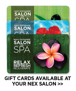 Gift cards available at your NEX salon