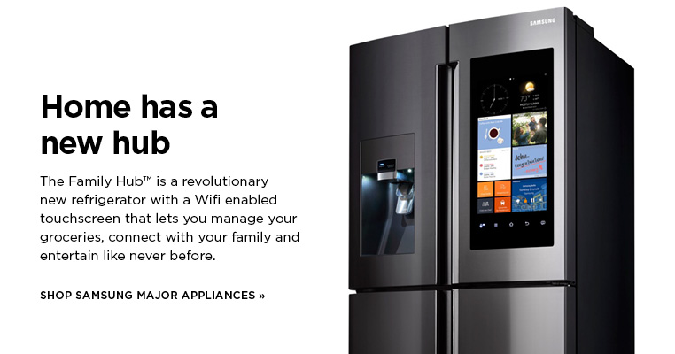 Shop Samsung Major Appliances