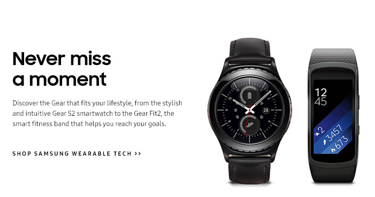 Shop Samsung Wearable Tech