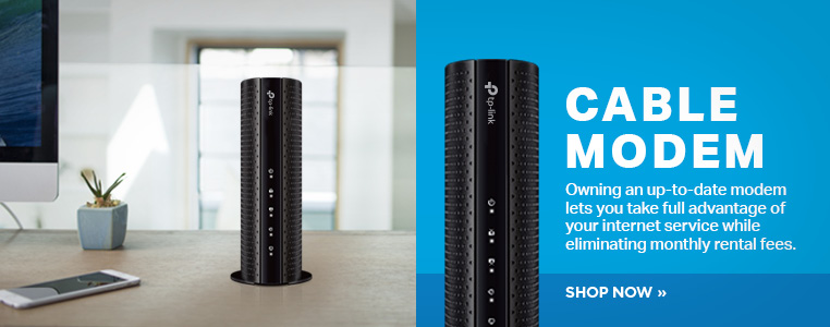 Shop cable modems here