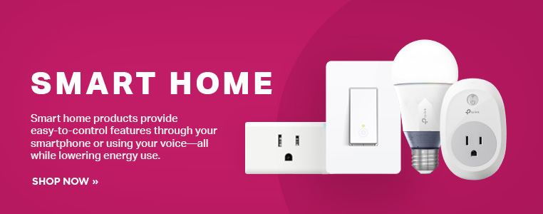 Shop TP-Link smart home items here