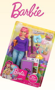 15% Off Barbie