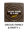 Group, Family & Party