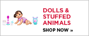 Dolls and Stuffed Animals