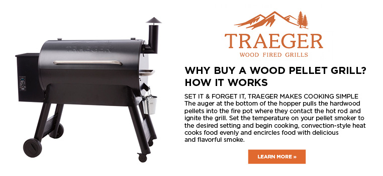 How Traeger Grills Work