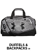 Shop Under Armour Duffels and Backpacks