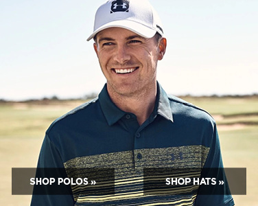 Under Armour Polos and Hats