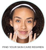 FIND YOUR SKIN CARE REGIMEN