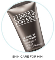 SKIN CARE FOR HIM