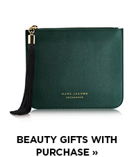 Shop beauty gifts with purchase