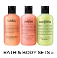 Bath & Body Sets