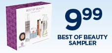 Best of Beauty Sampler